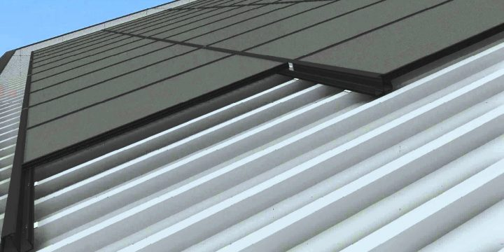 Top roofing materials
